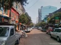 Yangon - street view 3