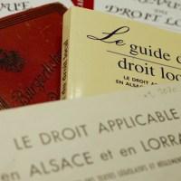 Droit local d'Alsace-Moselle : Recommandations de l'Observatoire de la laïcité et communiqué des cultes reconnus