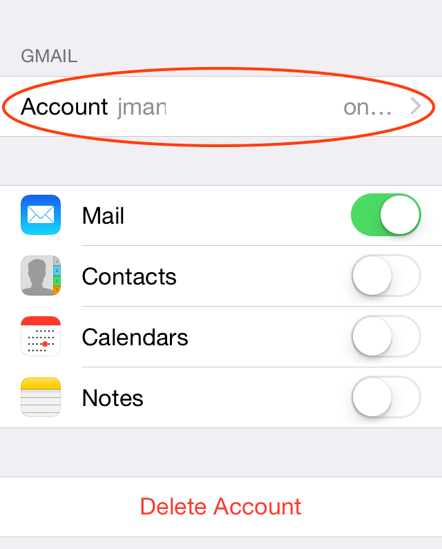 How To: Add Gmail Account to Mail App on Apple iPhone or iPad IOS8