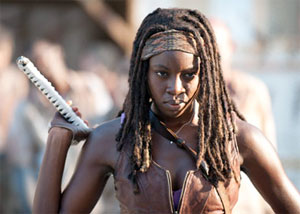 Michonne-Walking-Dead