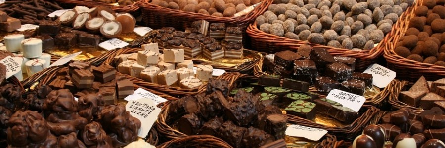 Get Out and Explore DC: D.C. Chocolate Festival