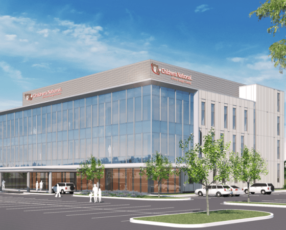 Famed DC Children's Hospital breaks ground in Prince George's County @ Woodmore Towne Center