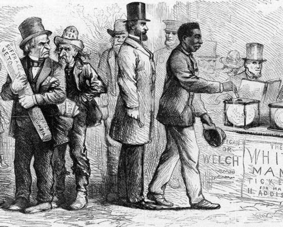Black History Moment: The Reconstruction Act of 1867