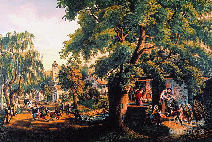 the-village-blacksmith-granger