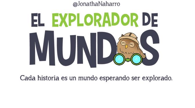 Nuevo logo para El Explorador de Mundos