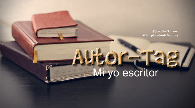 Tag de autor //Mi yo escritor//