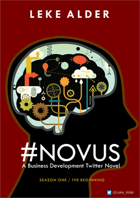 Novus by Leke Alder