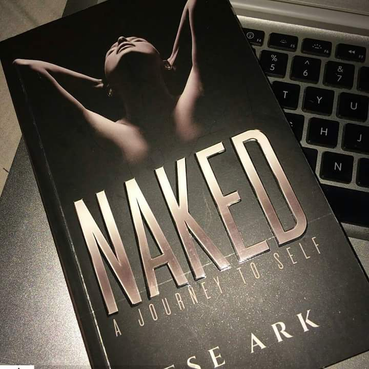 """The book """"Naked"""""""
