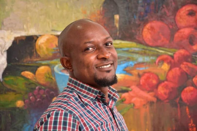 Coach Sam Obafemi, author and founder of SOBCA