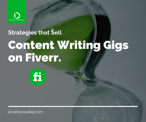 Strategies to Sell on Fiverr