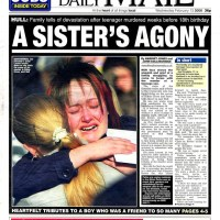 Hull teenager murdered weeks before 18th birthday - Hull Daily Mail - February 2008