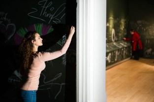 York Art Gallery opens walls to public vandalism before major renovations