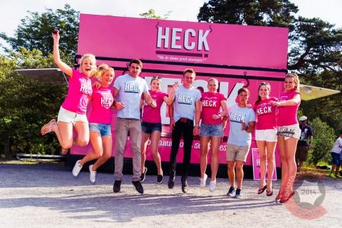 Team Heck, jump!