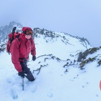 Graham Uney Lake District's fell-top assessor (Climbing photography)