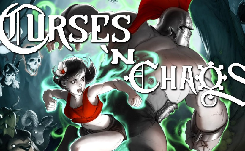 Short Game Review: Curses N' Chaos
