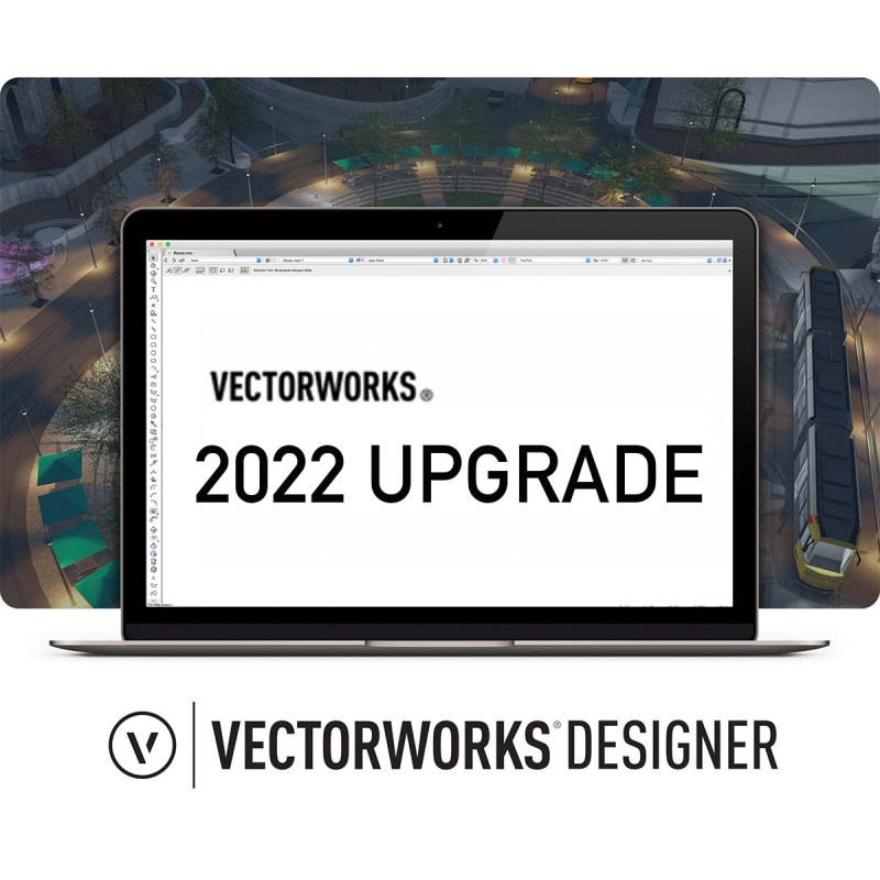 Vectorworks DESIGNER 2022 Upgrade