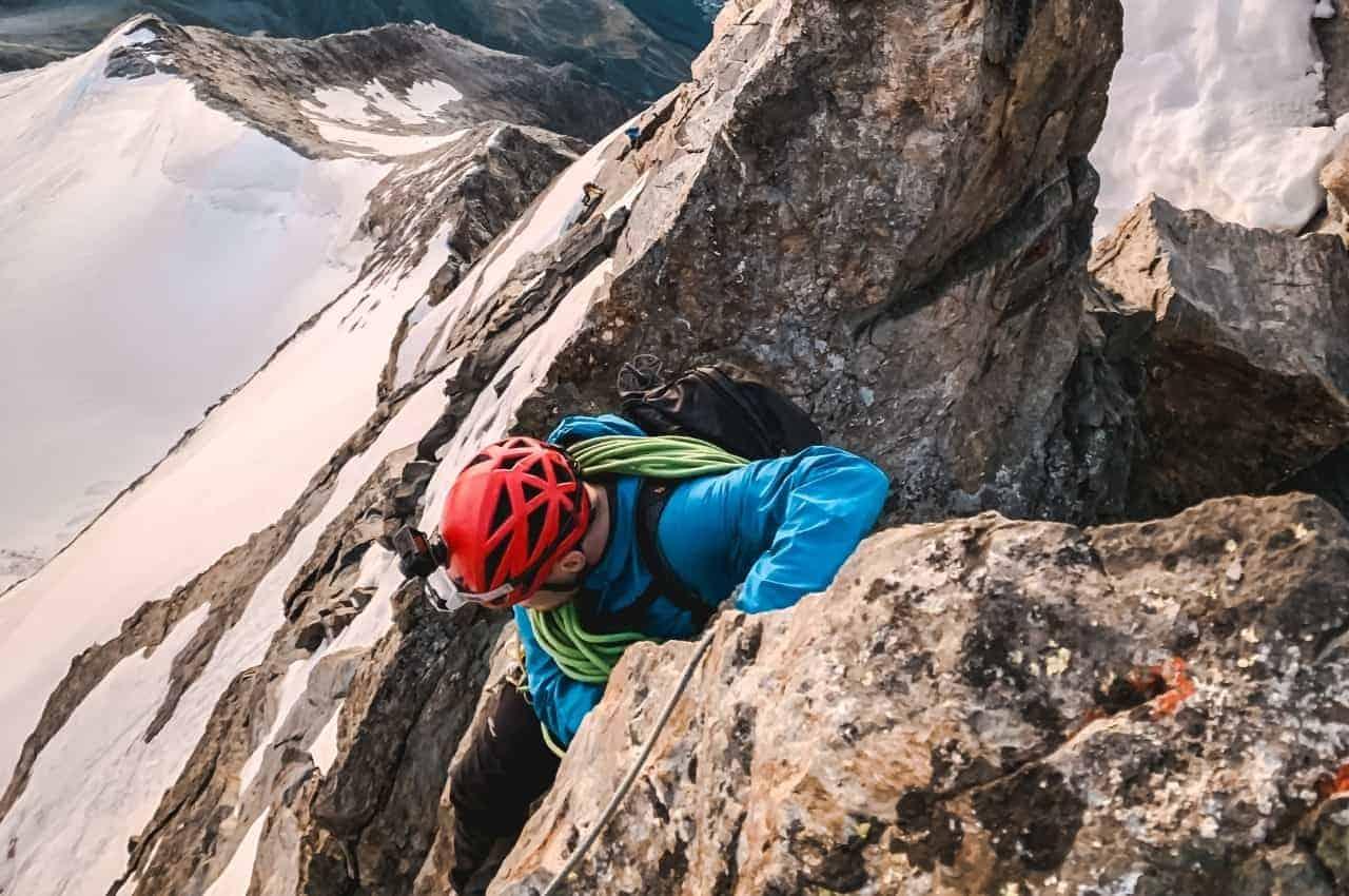 Titelbild Felsklettern Ausruestung - Felsklettern - Ausrüstung, Taktik und Gefahren