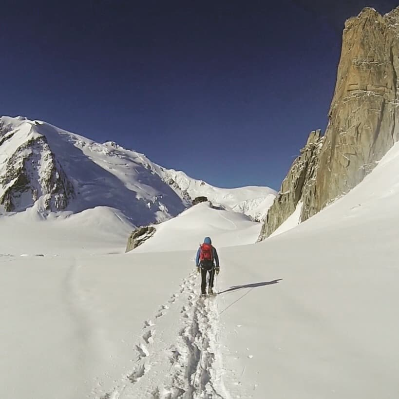 IMG 2119 - Mont Blanc - Zum höchsten Berg in den Alpen