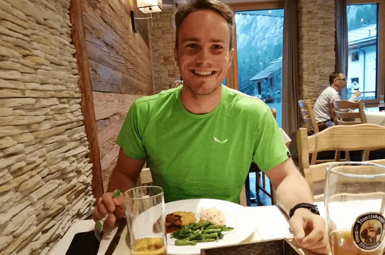 Titelbild Ernaehrung - Ernährung in der Vorbereitung