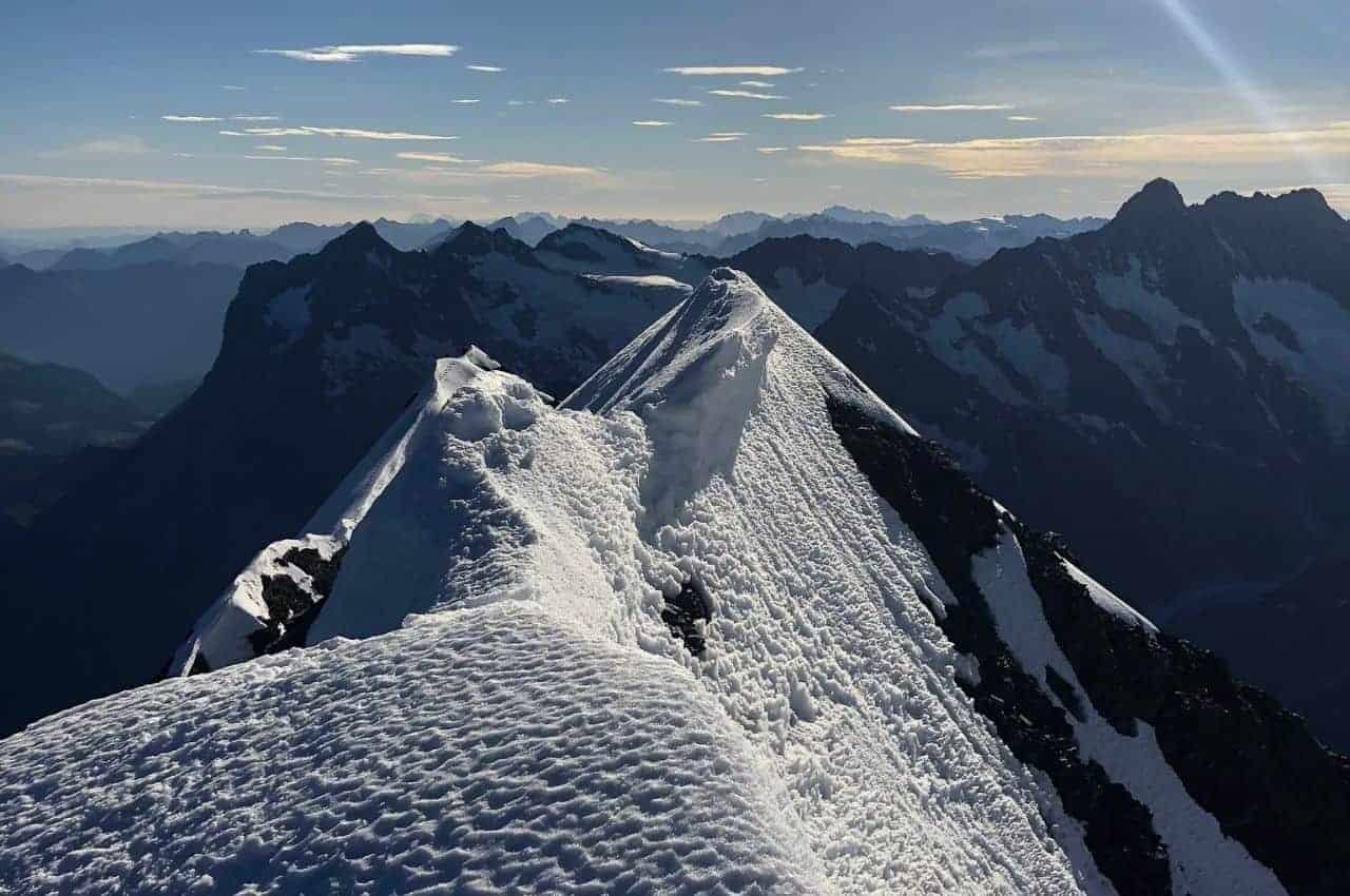 Titelbild Trainingsrichtlinien - Trainingsrichtlinien - Körperliches Training beim Bergsteigen