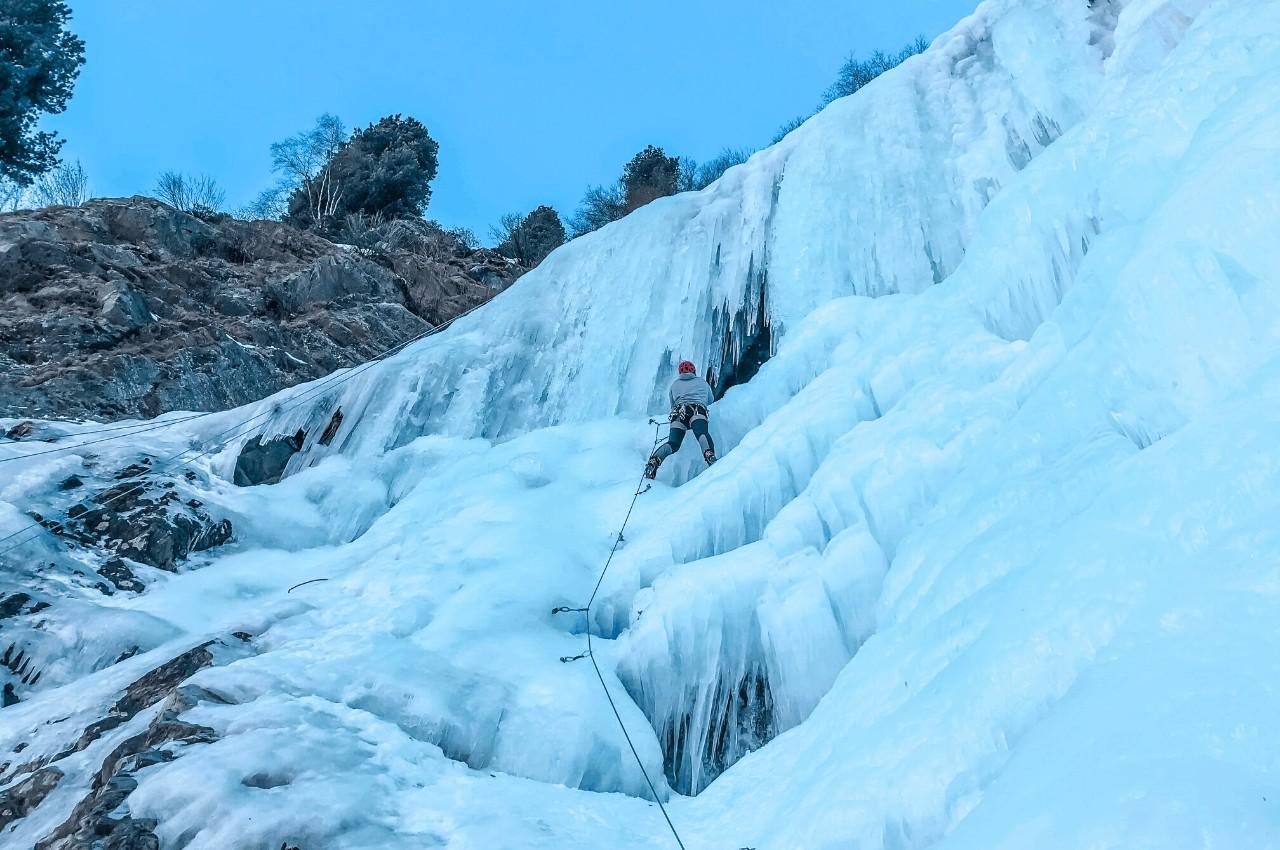 Mein Eiskletterkurs Titelbild - Training – Vorbereitung für deinen Erfolg Teil 2