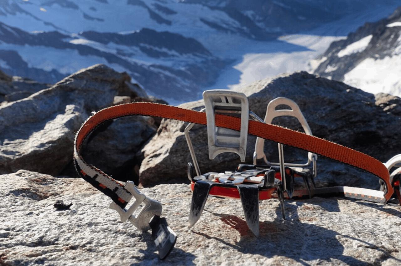 Steigeisen Titelbild - Ausrüstung optimieren! Bessere Ausrüstung – bessere Touren?!