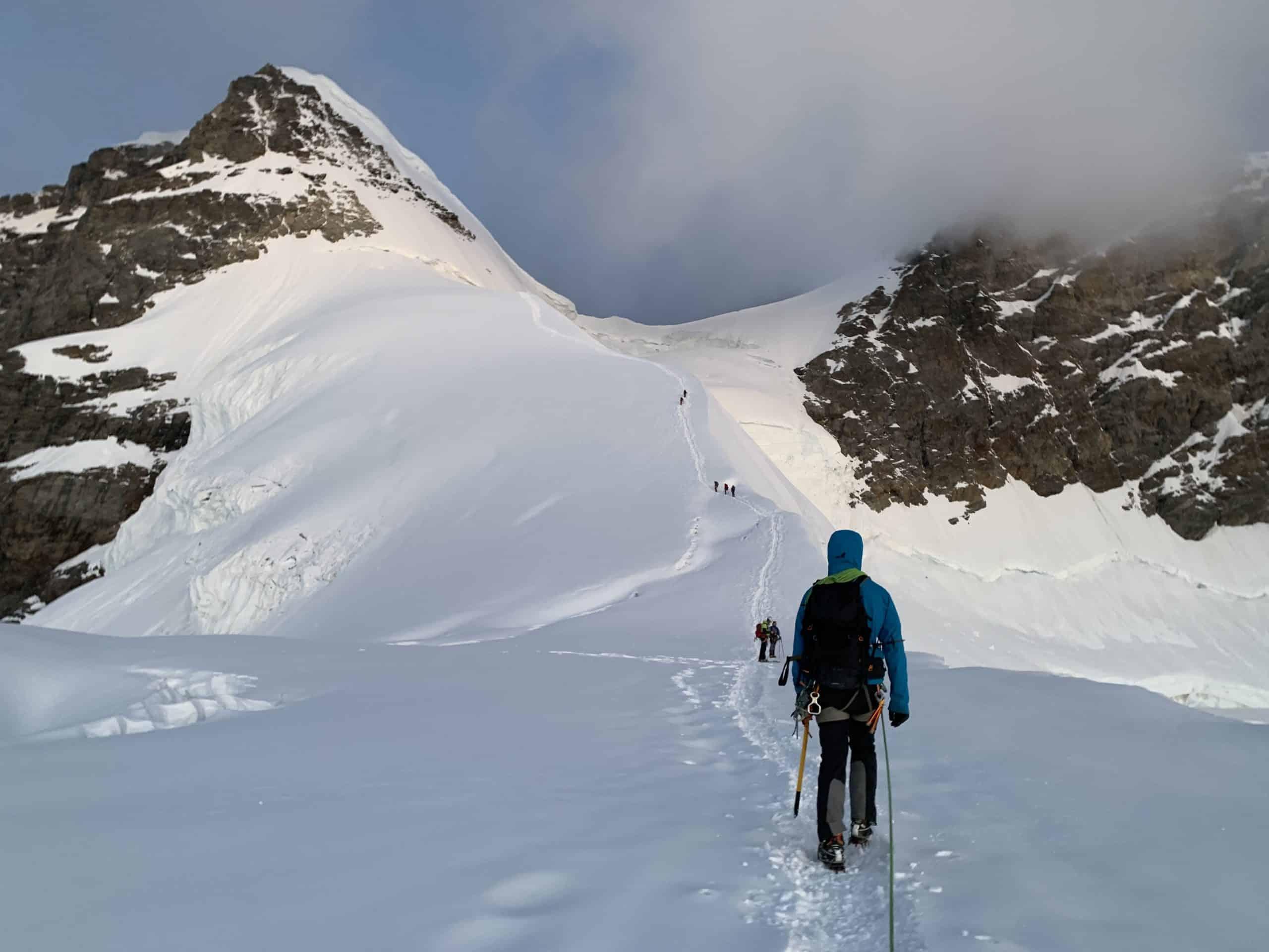 IMG 3847 scaled - Jungfrau - der Star im Berner Oberland