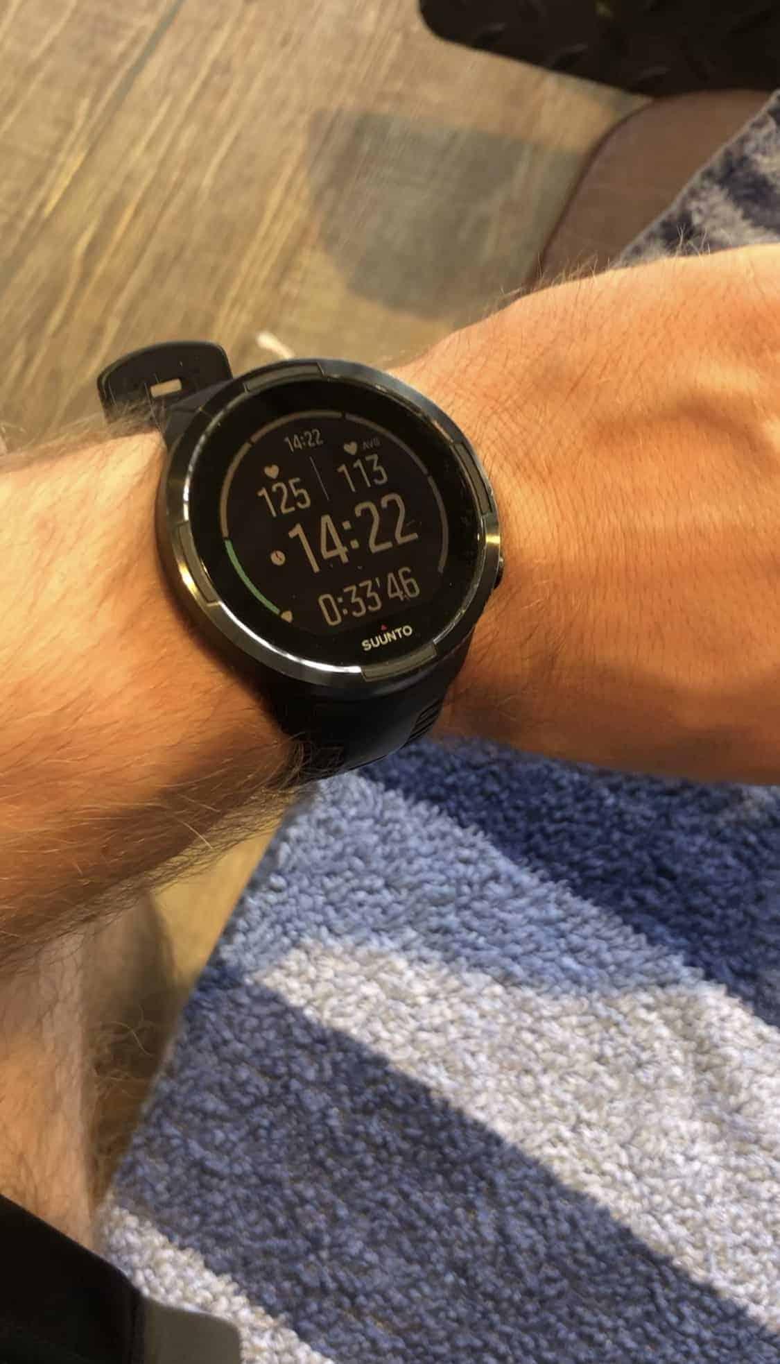 IMG 6516 - Suunto Baro 9 -die perfekte Uhr für Bergsteiger?