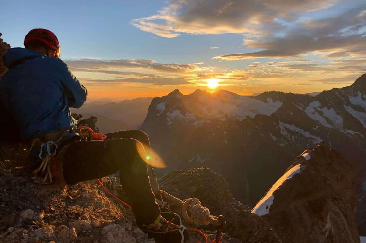 Titelbild Ausruestung optimieren - Wetter - Grundlagenwissen für Bergsteiger
