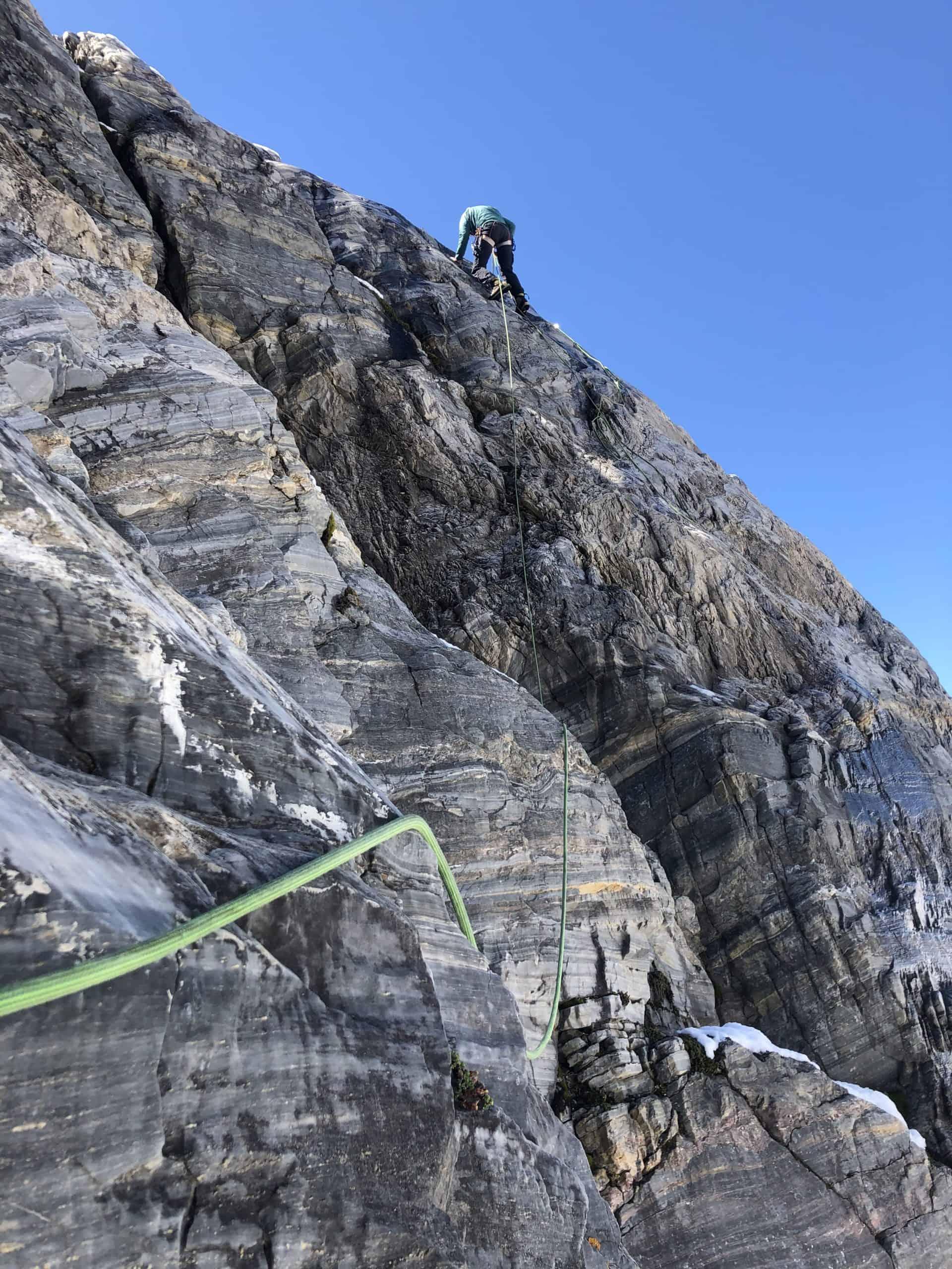 D643BBFA 7614 4E17 86C5 D6DEAAD3DC27 scaled - Turtmanntal - Klettern in den Alpen