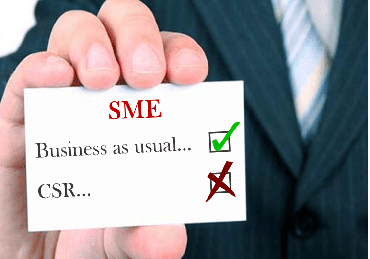 10 Reasons why Corporate Social Responsibility (CSR) Means Very Little to Most Small to Medium-Sized Enterprises (SMEs)