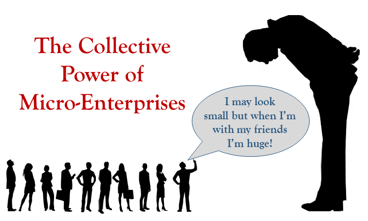 The Collective Power of Micro-Enterprises