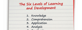 6 Levels of Learning