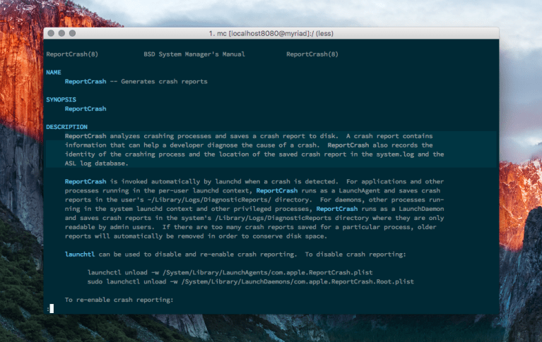 Read more about the article Disable reportcrash osx using launchctl – disable crash popups