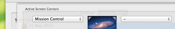 Read more about the article Enable or disable or change hot corners in osx