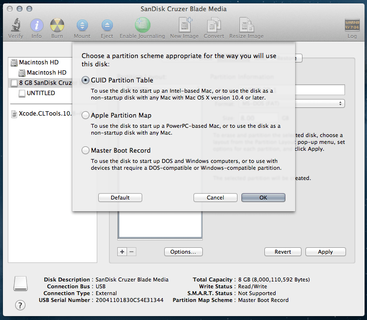 Read more about the article How to encrypt external usb flash drives on mac osx