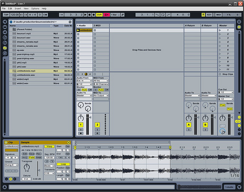 Read more about the article Ableton tutorial number 3 follow actions