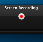 Record your screen on mac with quicktime
