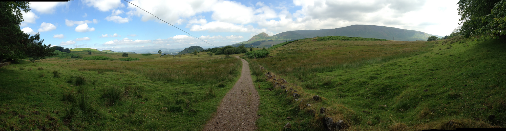Read more about the article West Highland Way Day 1 – Milngavie to Drymen