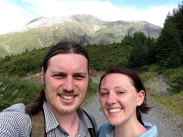 West Highland Way Day 8 - Kinlochleven to Fort William