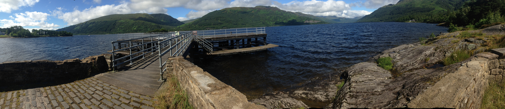 Read more about the article West Highland Way Day 3 – Rowardennan to the Drovers inn