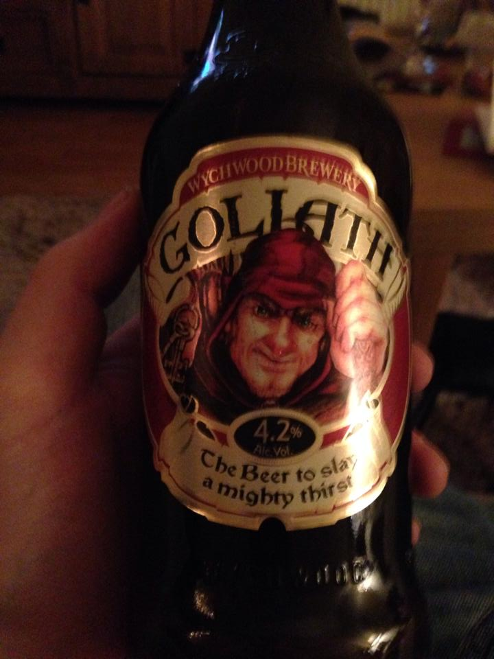 Read more about the article Wychwood – Goliath
