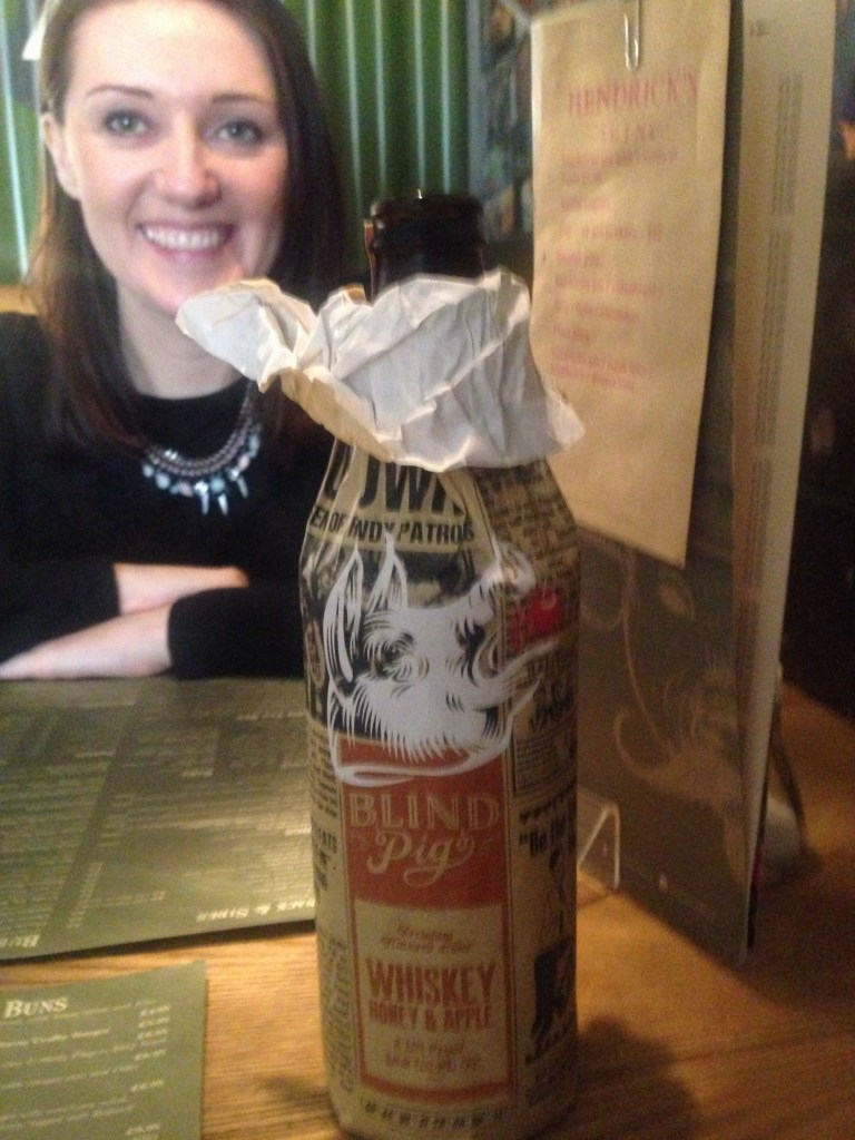 Read more about the article Blind Pig Whisky Honey and Apple Cider