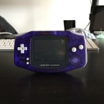 Gameboy Advance Case Shell Change Mod