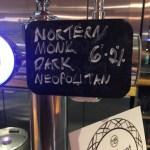 Northern Monk Neopolitan Porter + Sam Adams Boston Lager
