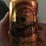 Pistonhead full amber