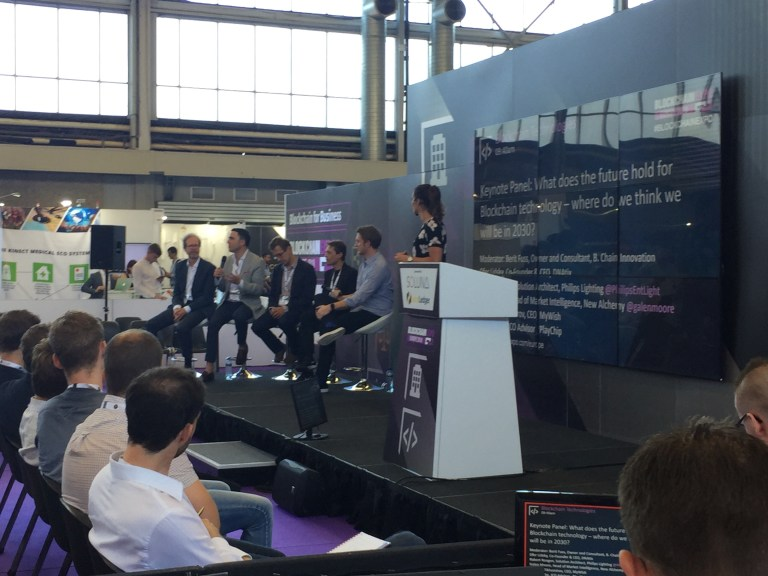 Read more about the article Keynote Panel: what does the future hold for blockchain technology