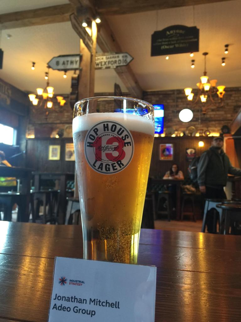 Read more about the article Hop House 13 Lager