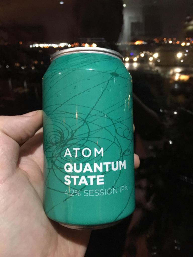 Read more about the article Atom – Quantum State