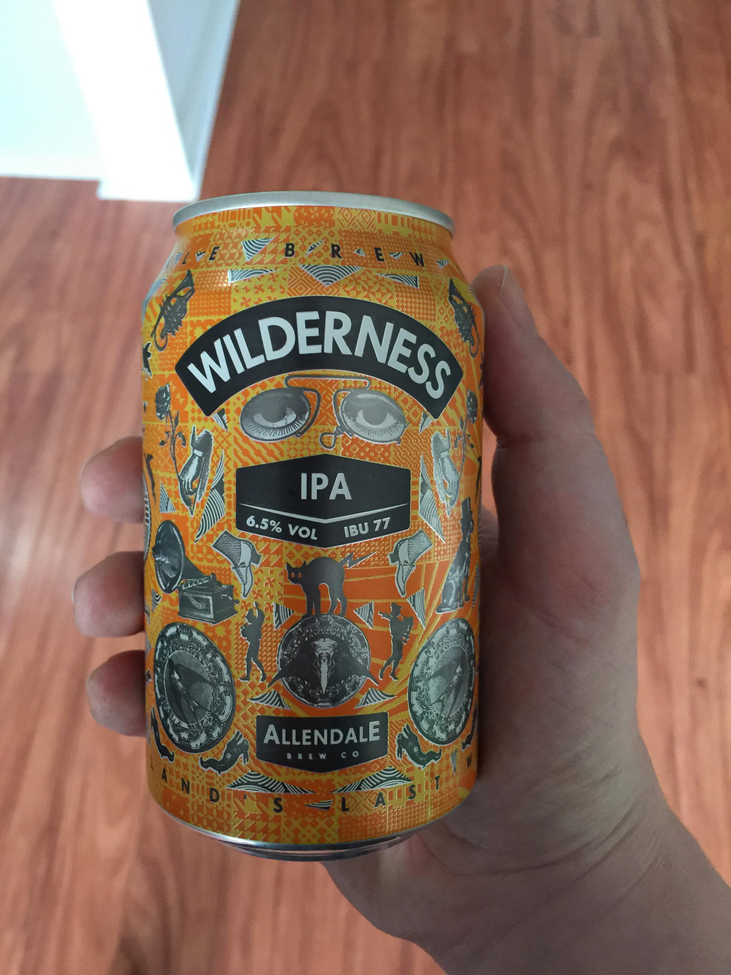 Read more about the article Wilderness IPA